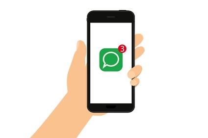 Whatsapp-Service-Glasschaden