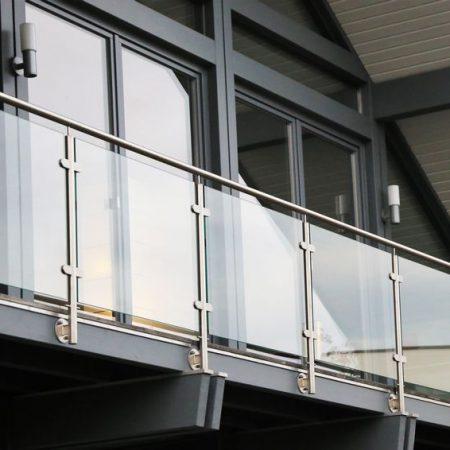 Ganzglasgeländer von Glas Schnelldienst GmbH